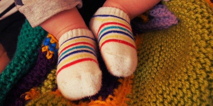 baby socks to save money baby