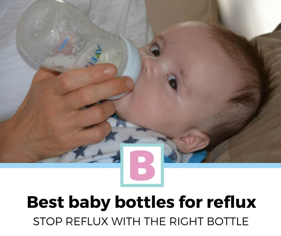 best baby bottles for reflux