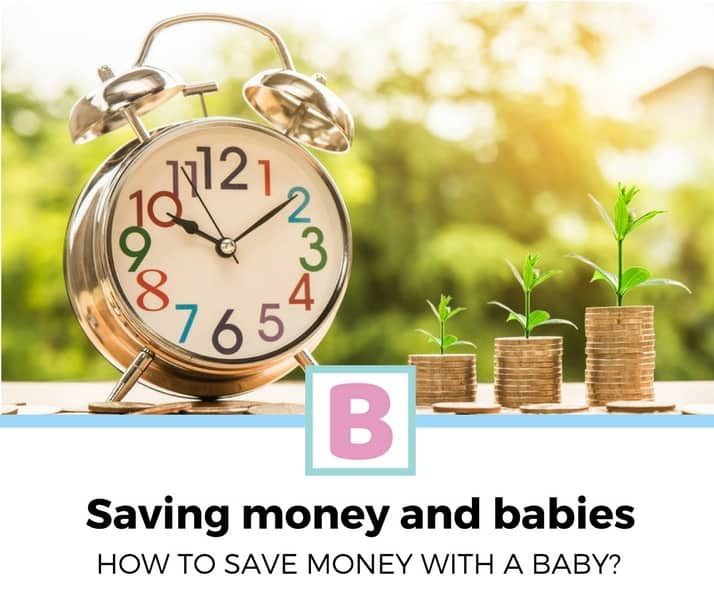 how to save money with a baby