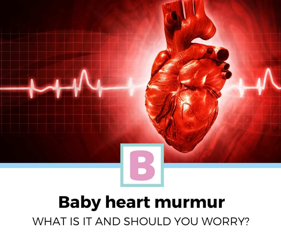 what is a baby heart murmur