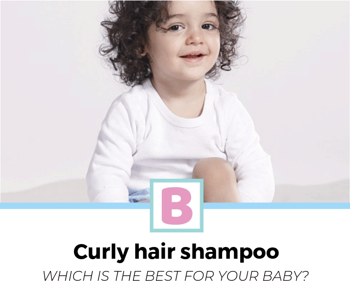 best baby shampoo for curly hair