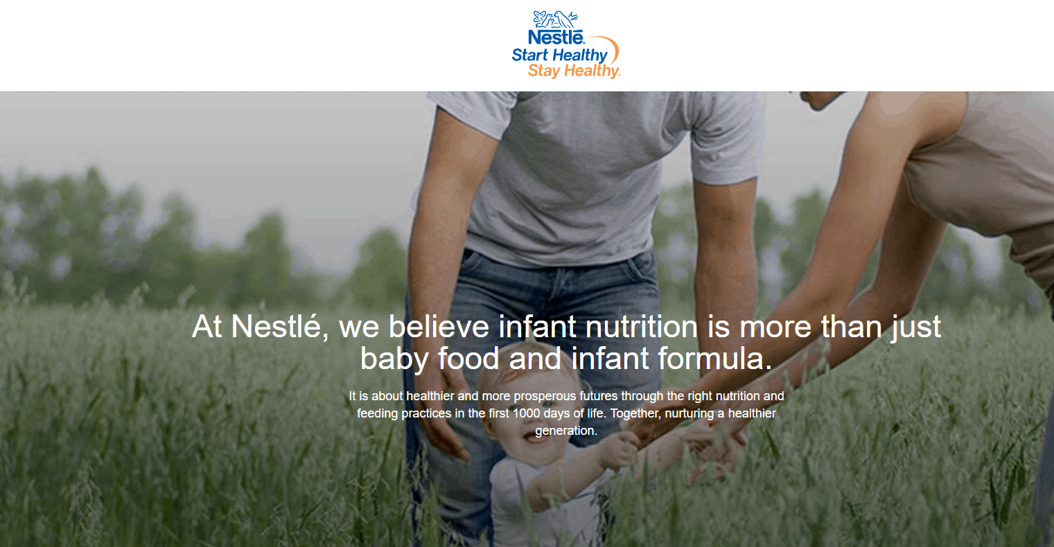 nestle start health to get free baby products