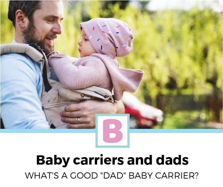 best baby carriers for dad review