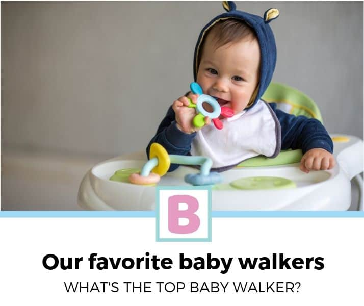 best baby walkers reviewed