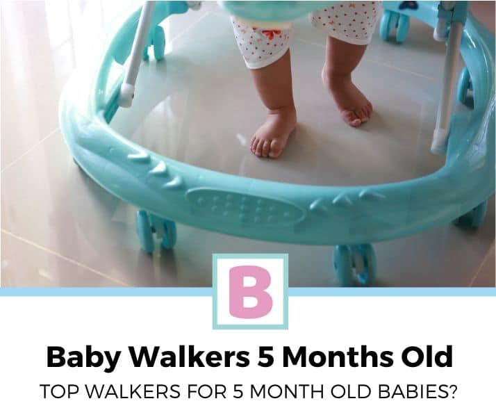 Top Best Baby Walkers For 5 Month Olds
