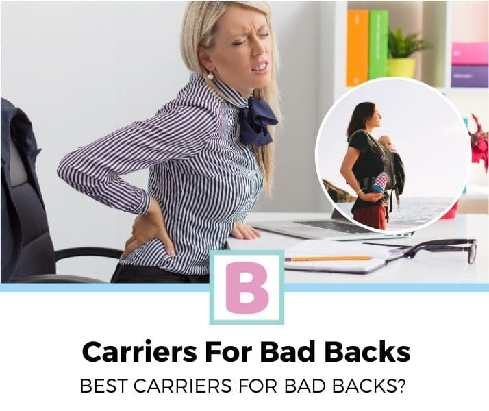top best baby Best baby Carriers for bad backs reviewed