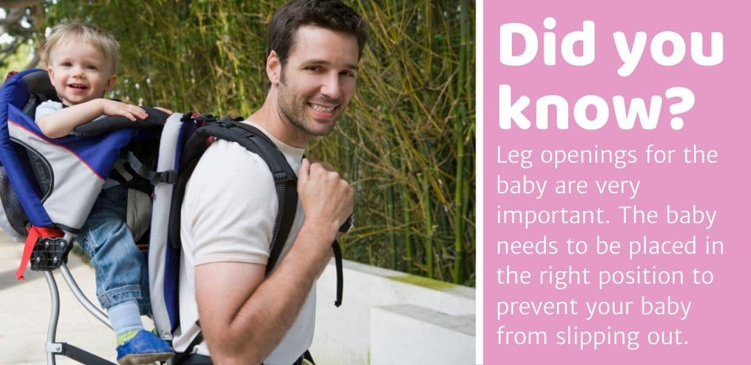 did you know backpack carrier for baby fact