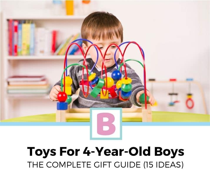 top best Toys and Gift Ideas for 4-Year-Old boys review (1)