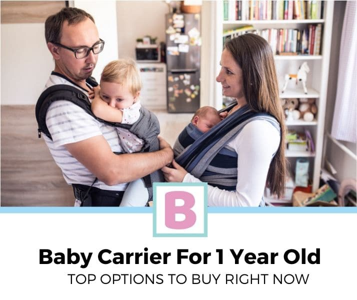 top best baby Carrier 1 year old review